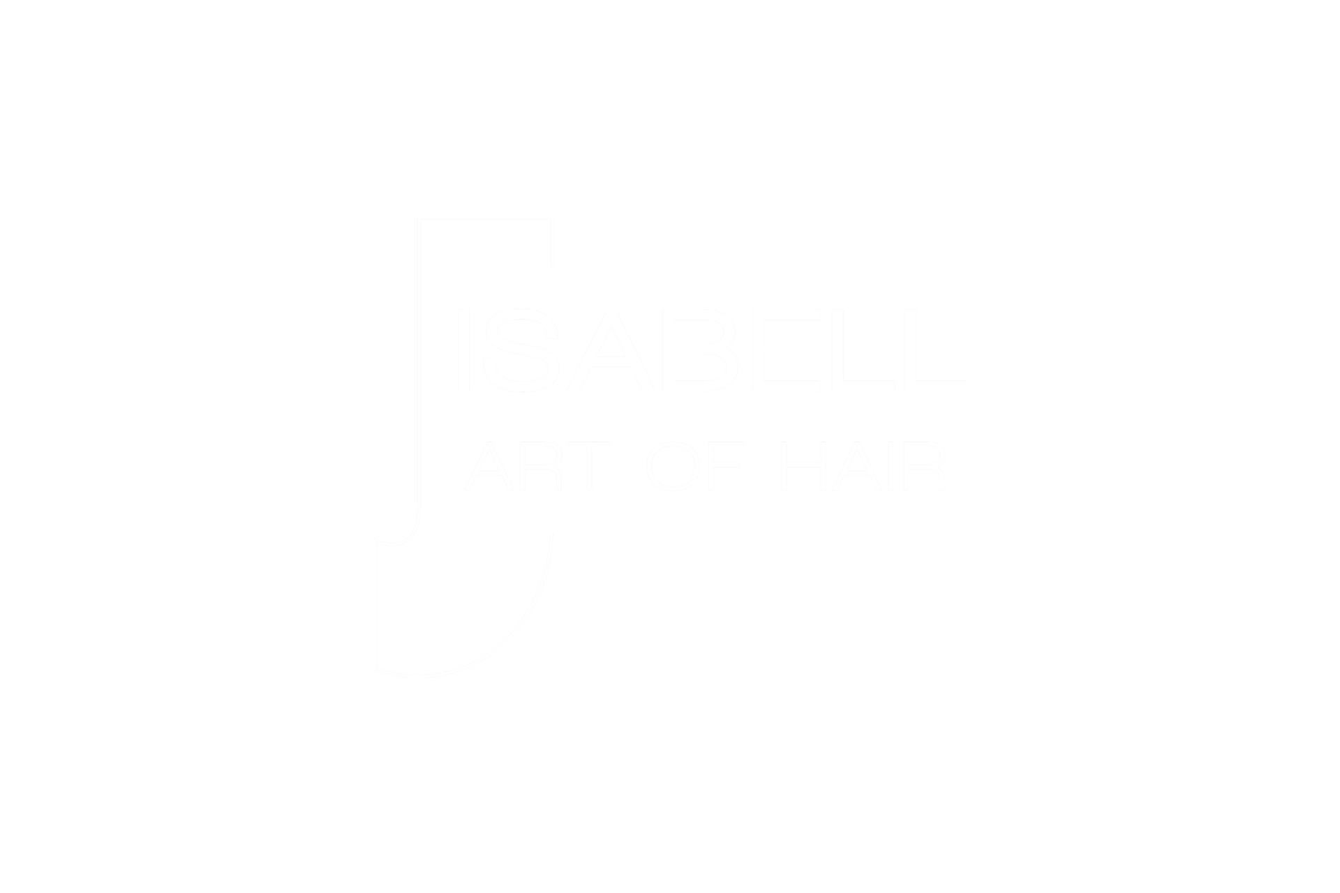 Isabell Art of Hair - Logo
